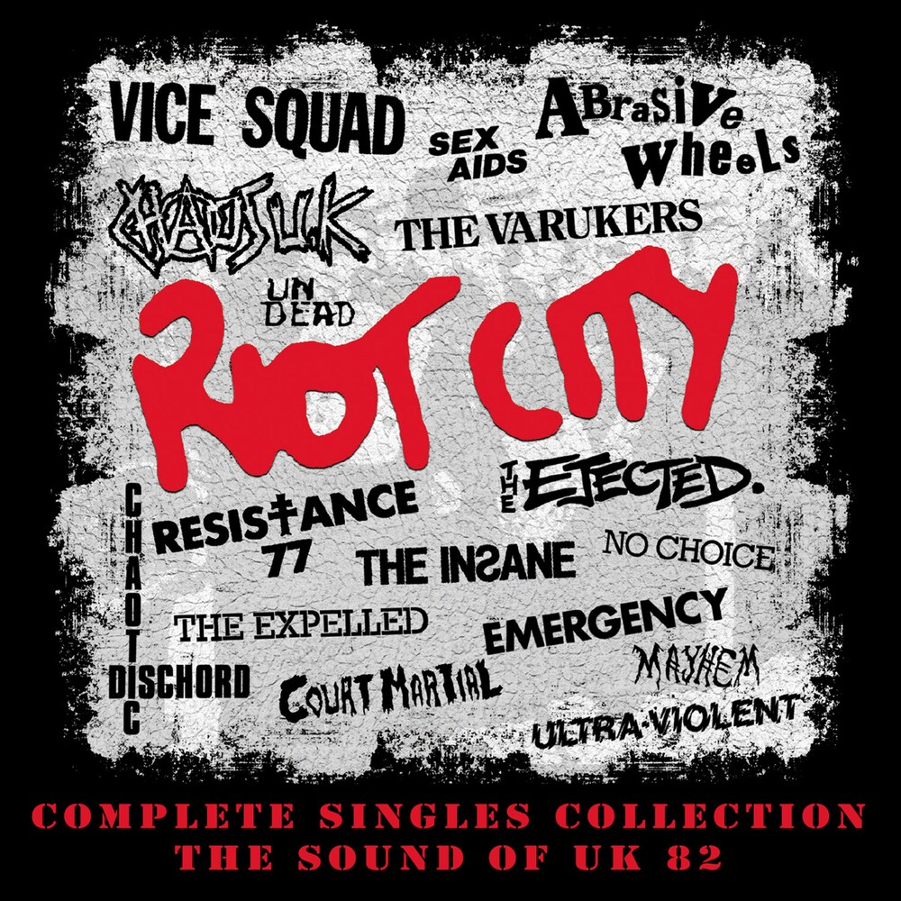 Riot City: Complete Singles Collection / Various - Riot City: Complete Singles Collection / Various