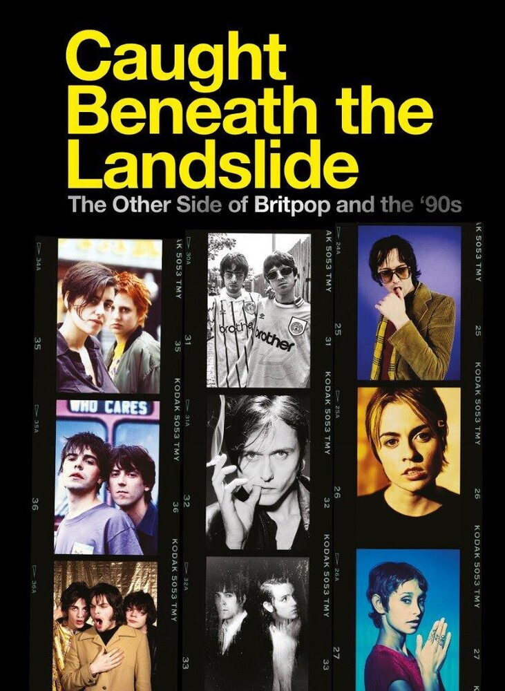 Caught Beneath The Landslide / Various - Caught Beneath The Landslide / Various [4CD Boxset]
