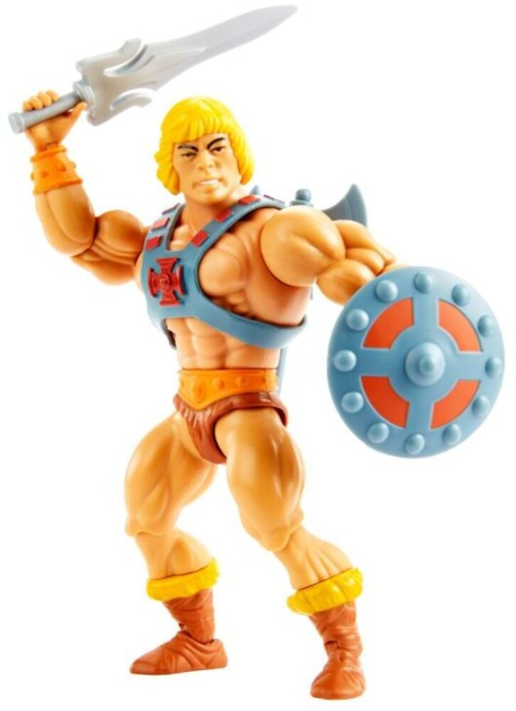 Masters Of The Universe - Mattel Collectible - Masters of the Universe Origins He-Man (He-Man, MOTU)