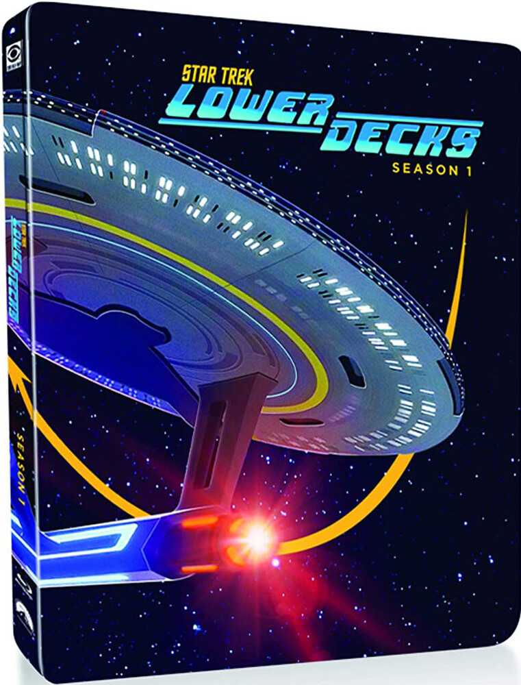 - Star Trek: Lower Decks: Season One (2pc) / (Stbk)
