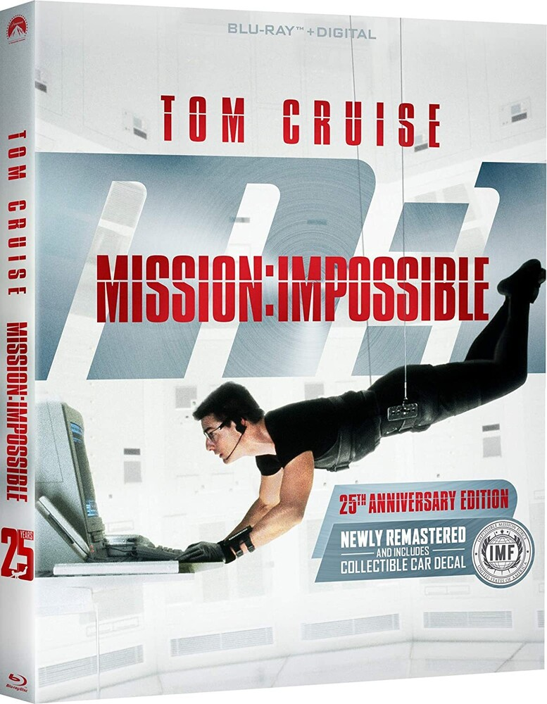 - Mission: Impossible / (Aniv Spec Digc Ws)