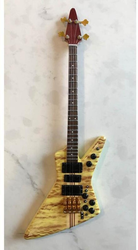 - John Entwistle Who Alembic Mini Bass Guitar (Clcb)