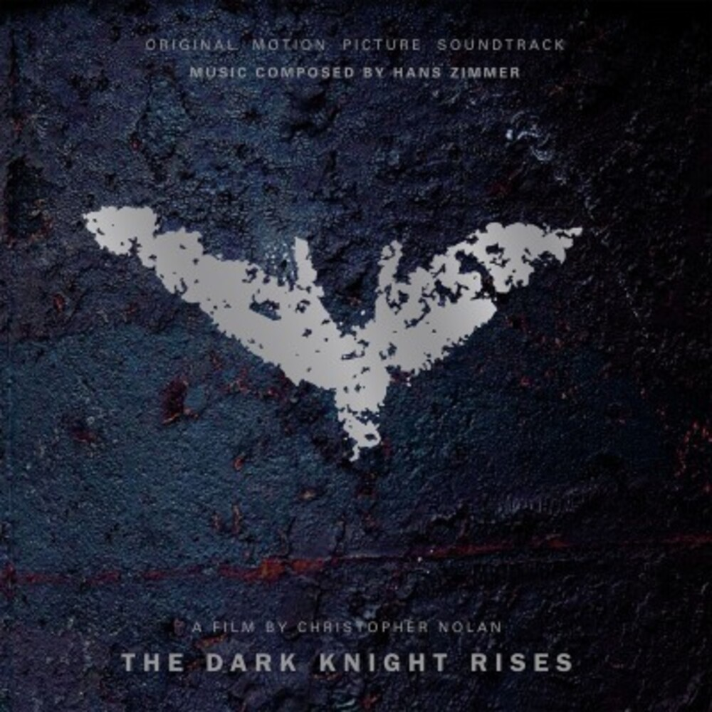 Hans Zimmer  (Colv) (Ltd) (Ogv) (Org) (Hol) - Dark Knight Rises / O.S.T. [Colored Vinyl] [Limited Edition] [180 Gram]