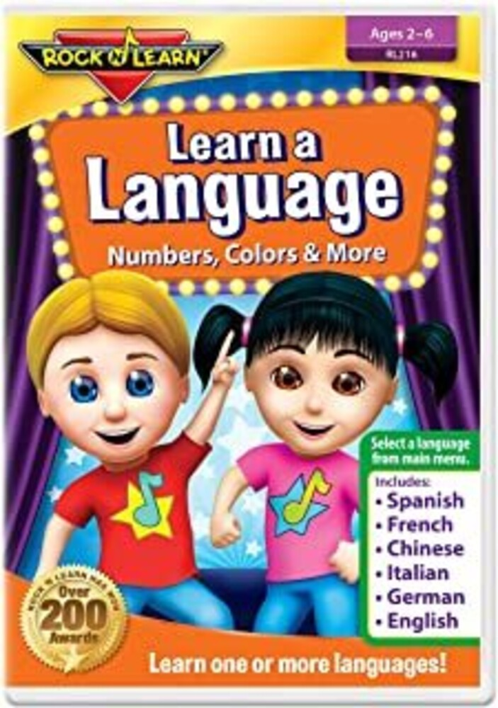- Learn A Language: Numbers Colors & More