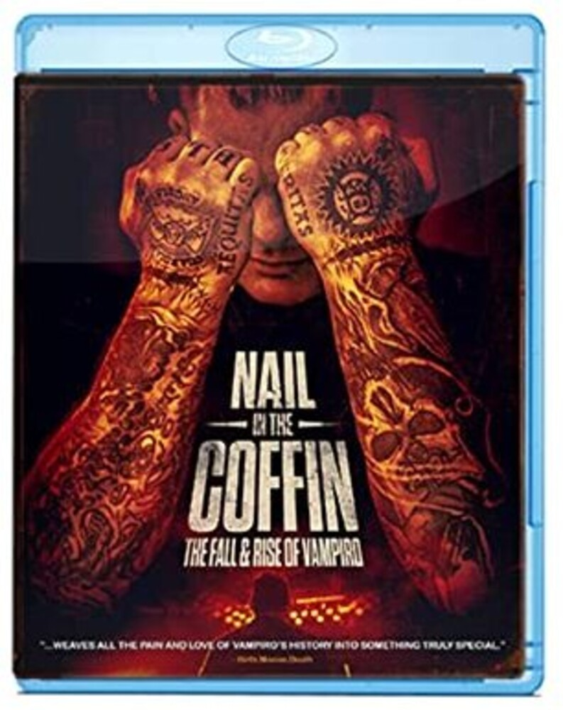- Nail In The Coffin: The Fall & Rise Of Vampiro