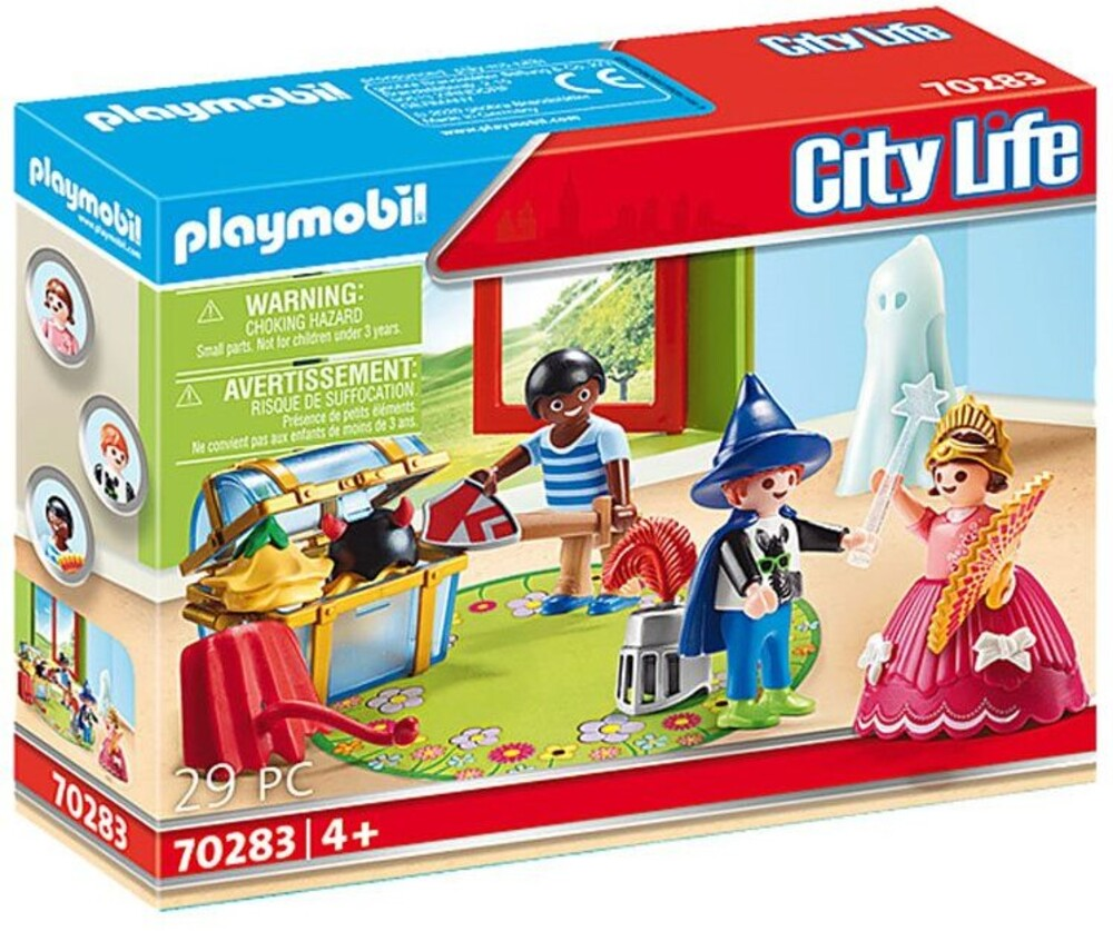 - City Life Children With Costumes (Fig)