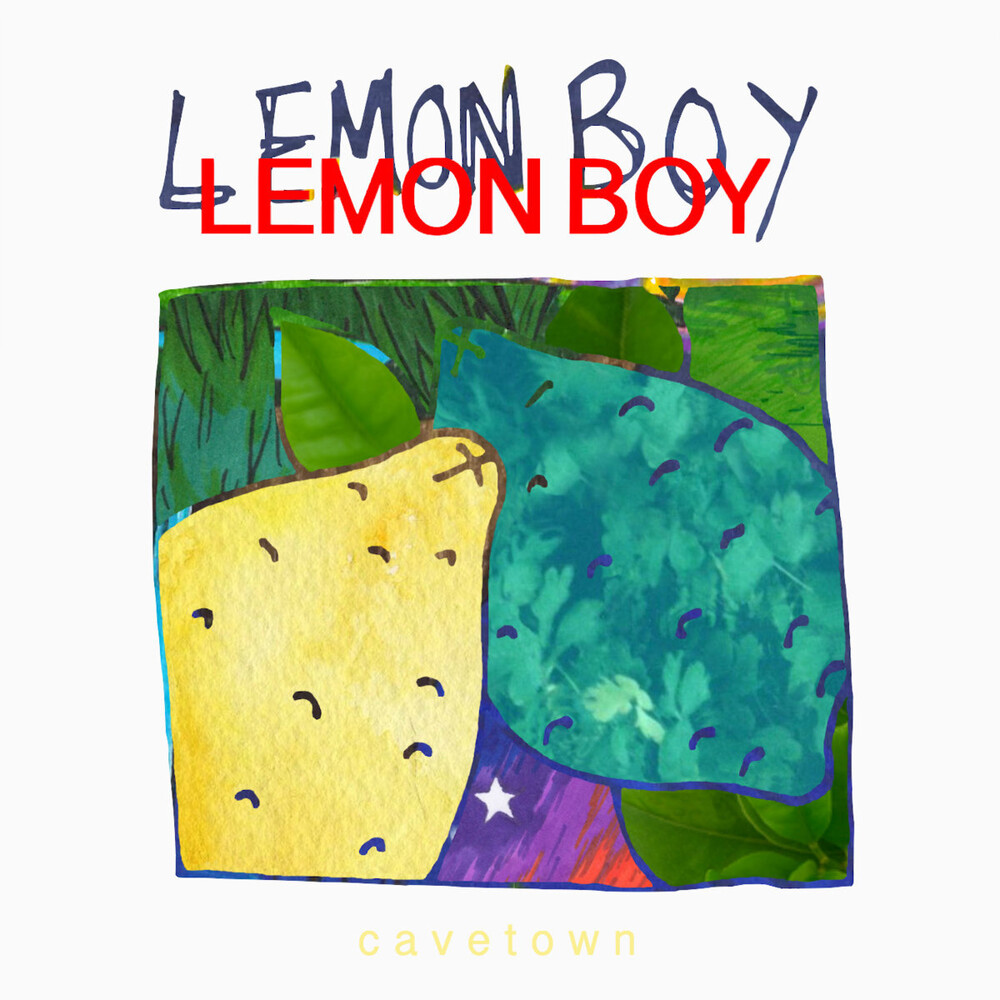 Cavetown - Lemon Boy (Red Vinyl)