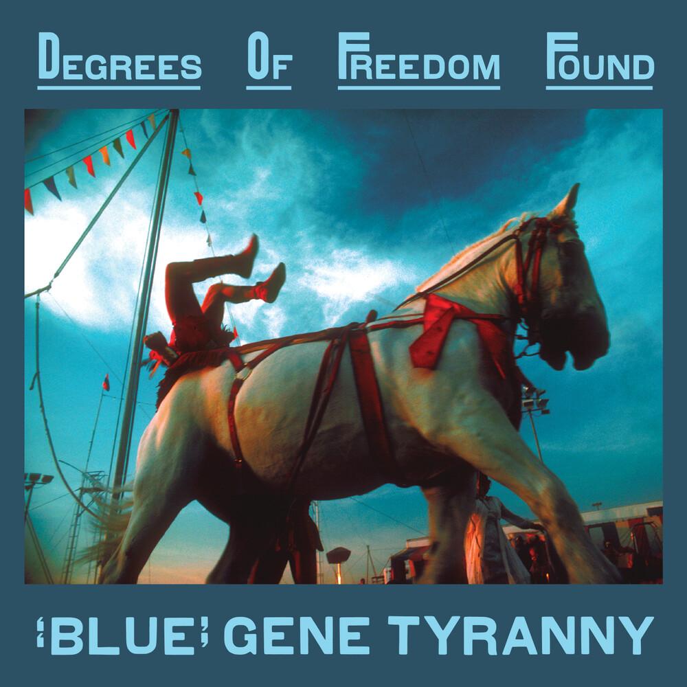 Gene Tyranny  Blue - Degrees Of Freedom Found (Box)
