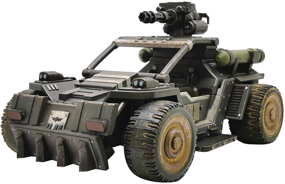 - Joy Toy Wild Rhino Scout 1/25 Scale Vehicle (Net)