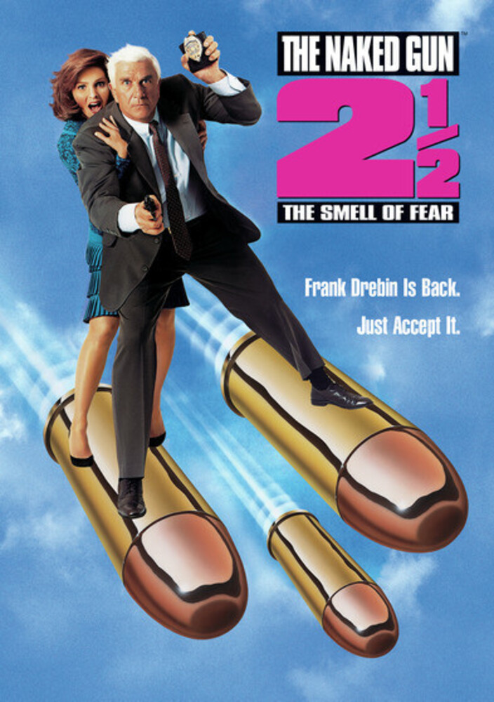 - Naked Gun 2 1/2 - Smell Of Fear / (Mod Ac3 Dol)