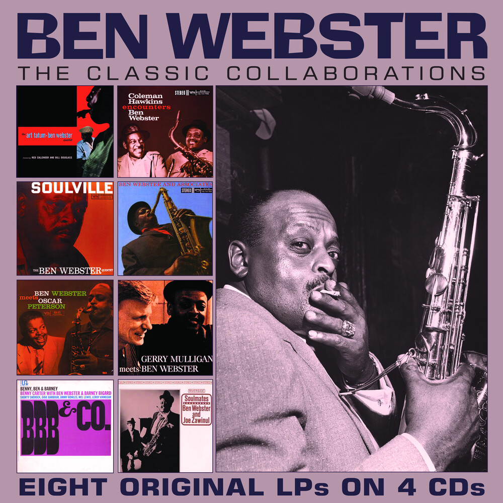 Ben Webster - Classic Collaborations