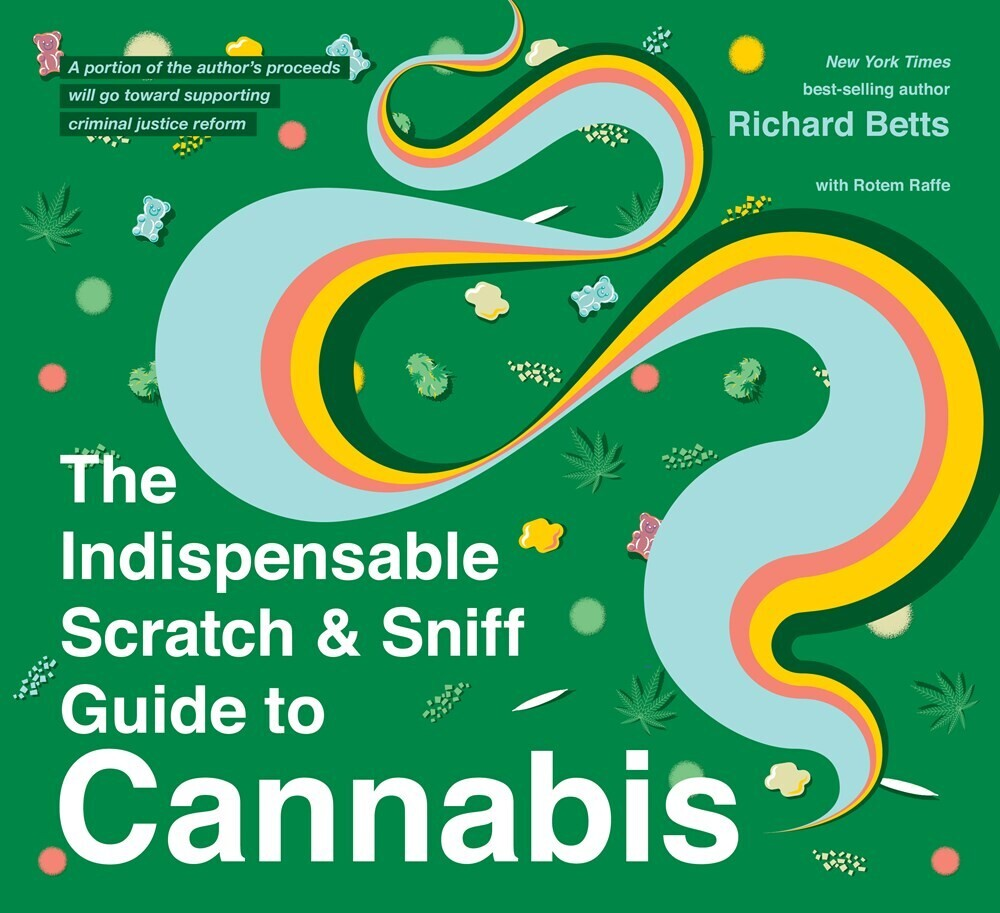 - The Indispensable Scratch & Sniff Guide to Cannabis
