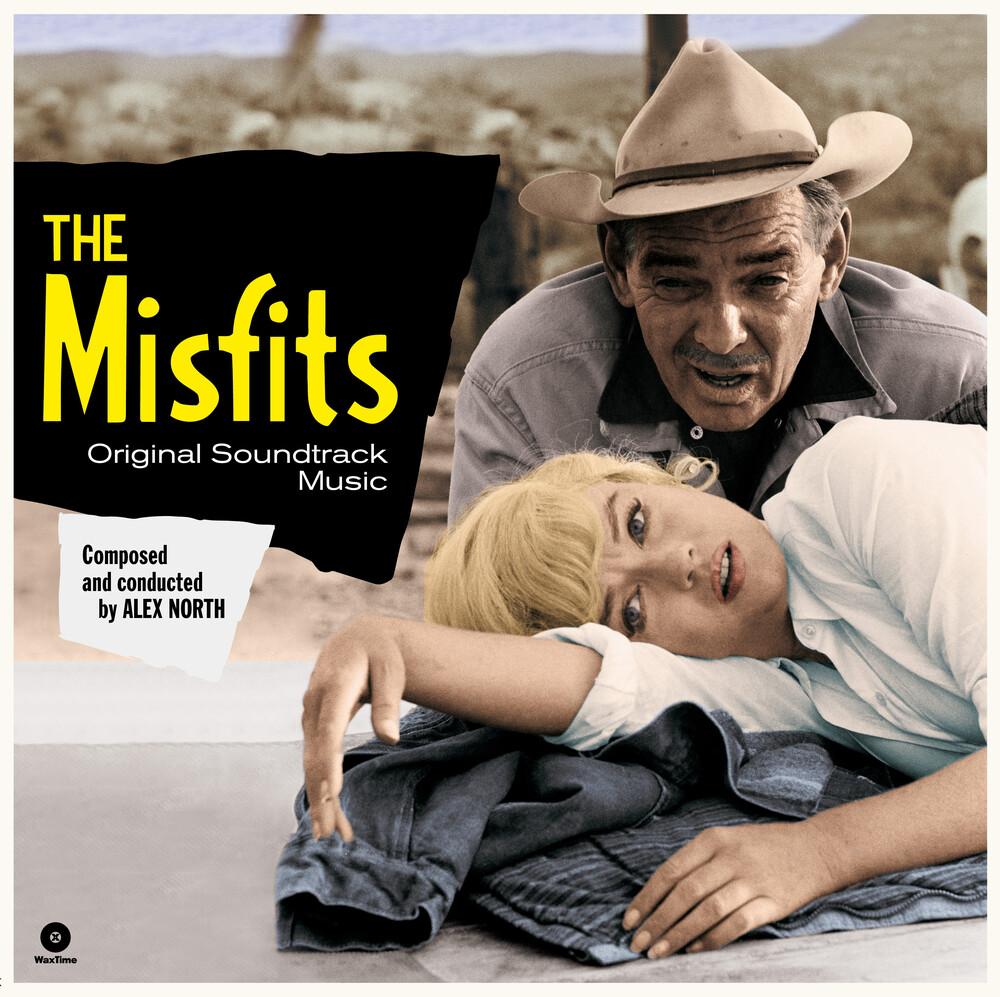 Alex North  (Ogv) (Spa) - Misfits / O.S.T. [180 Gram] (Spa)