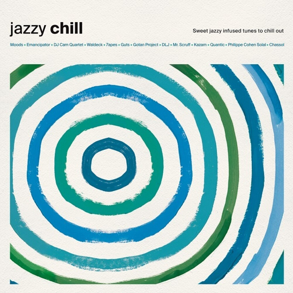 - Jazzy Chill