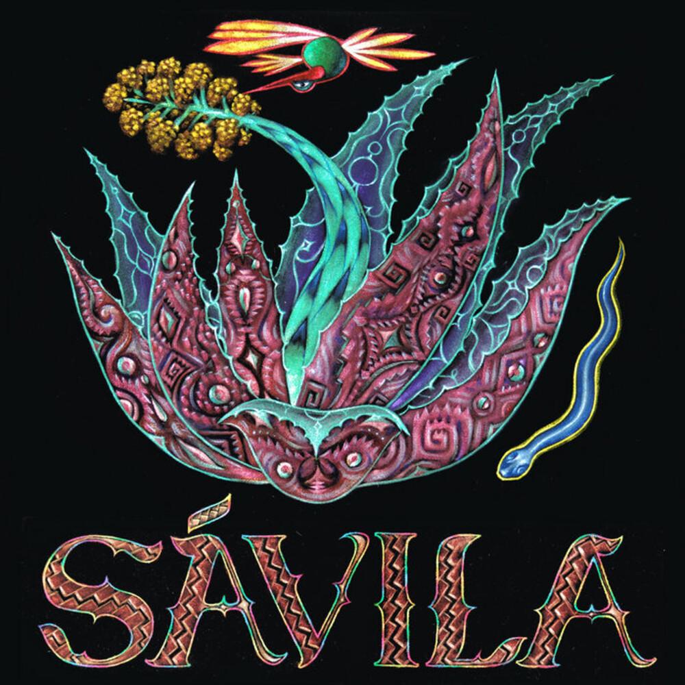 Sávila - Mayahuel [Colored Vinyl]