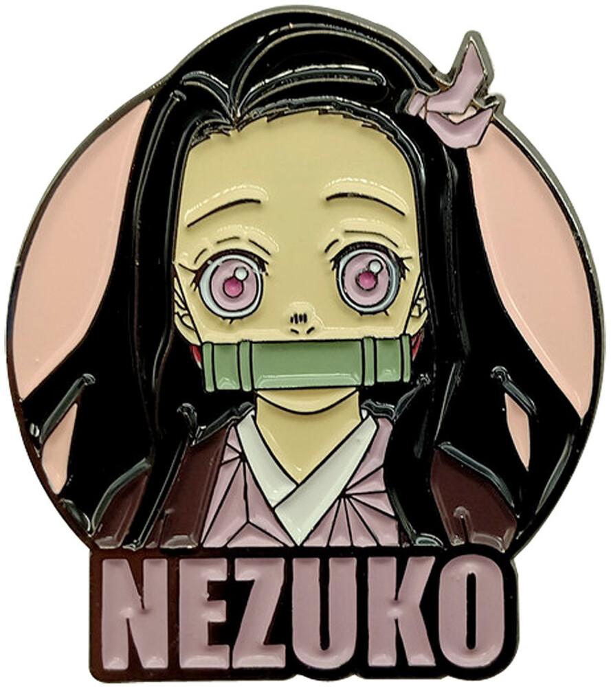 Demon Slayer Nezuko Enamel Pin - Demon Slayer Nezuko Enamel Pin (Clcb) (Mult) (Pin)