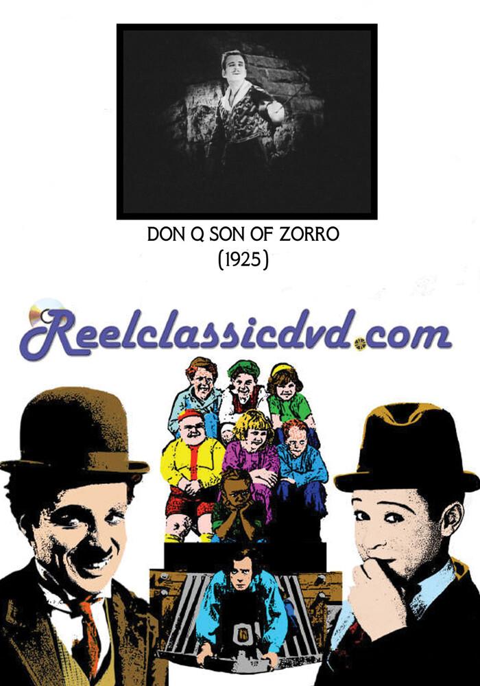 Don Q Son of Zorro - Don Q Son Of Zorro / (Mod)