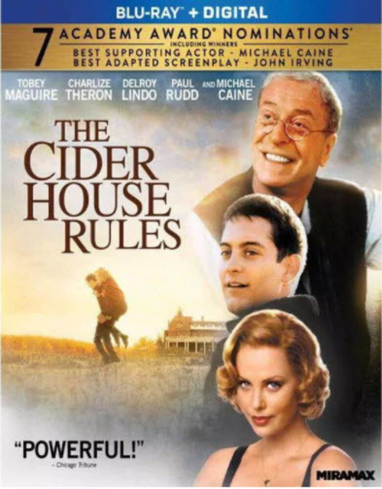 Cider House Rules - Cider House Rules / (Ac3 Amar Dts Sub Ws)