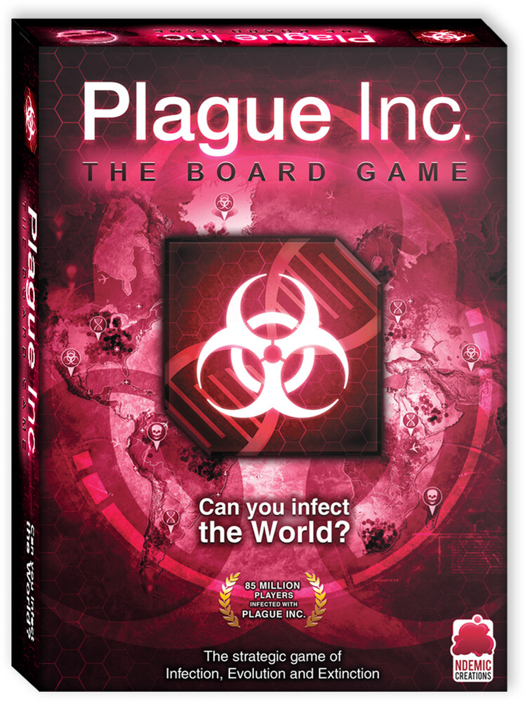 - Plague Inc Board Game Can You Infect The World?
