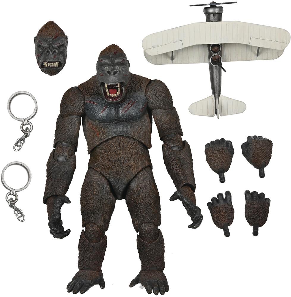 - King Kong Concrete Jungle Ultimate 7in Af (Afig)