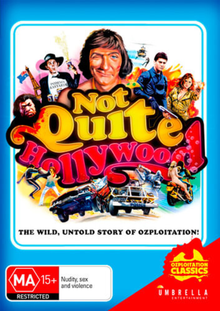Phil Adams - Not Quite Hollywood: The Wild Untold Story Of Ozploitation [NTSC/0]
