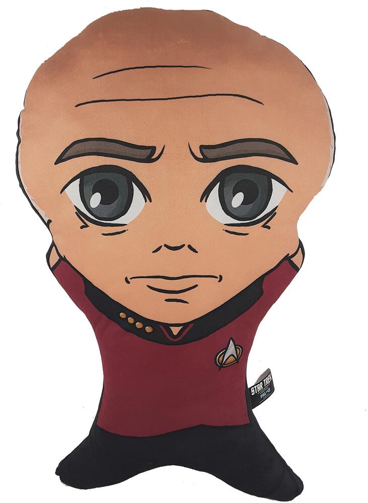 - Pal-O Star Trek Tng Captain Picard Pillow Plush