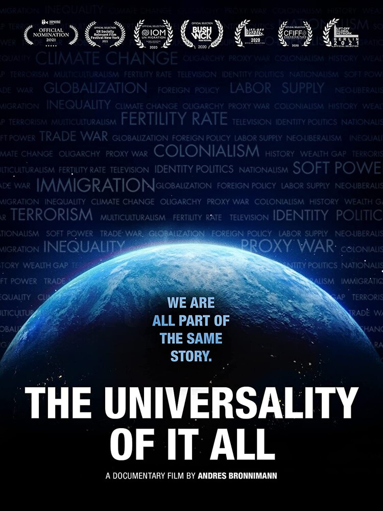 Universality of It All - The Universality Of It All