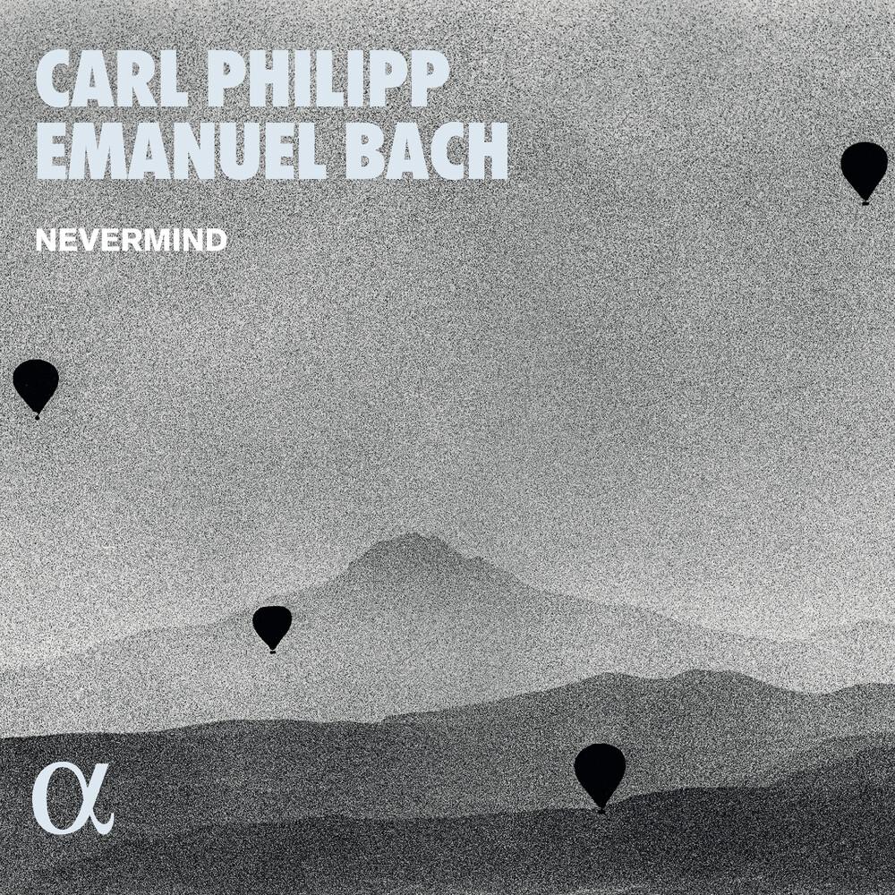 C Bach .P.E. / Nevermind - Quartets & Sonatas