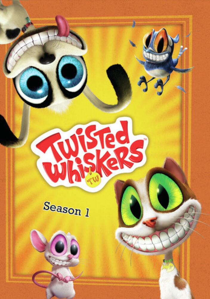 Twisted Whiskers: Season 1 - Twisted Whiskers: Season 1