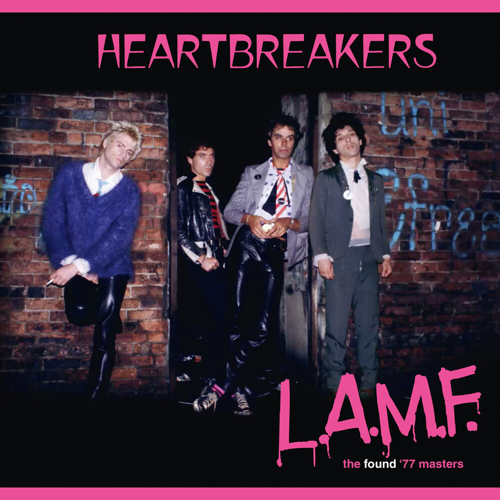 Heartbreakers - L.A.M.F.: The Found '77 Masters