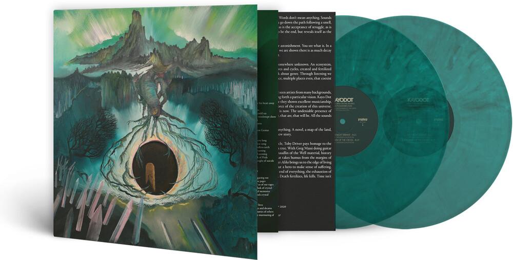 Kayo Dot - Moss Grew on the Swords & Plowshares Alike (Green Vinyl)