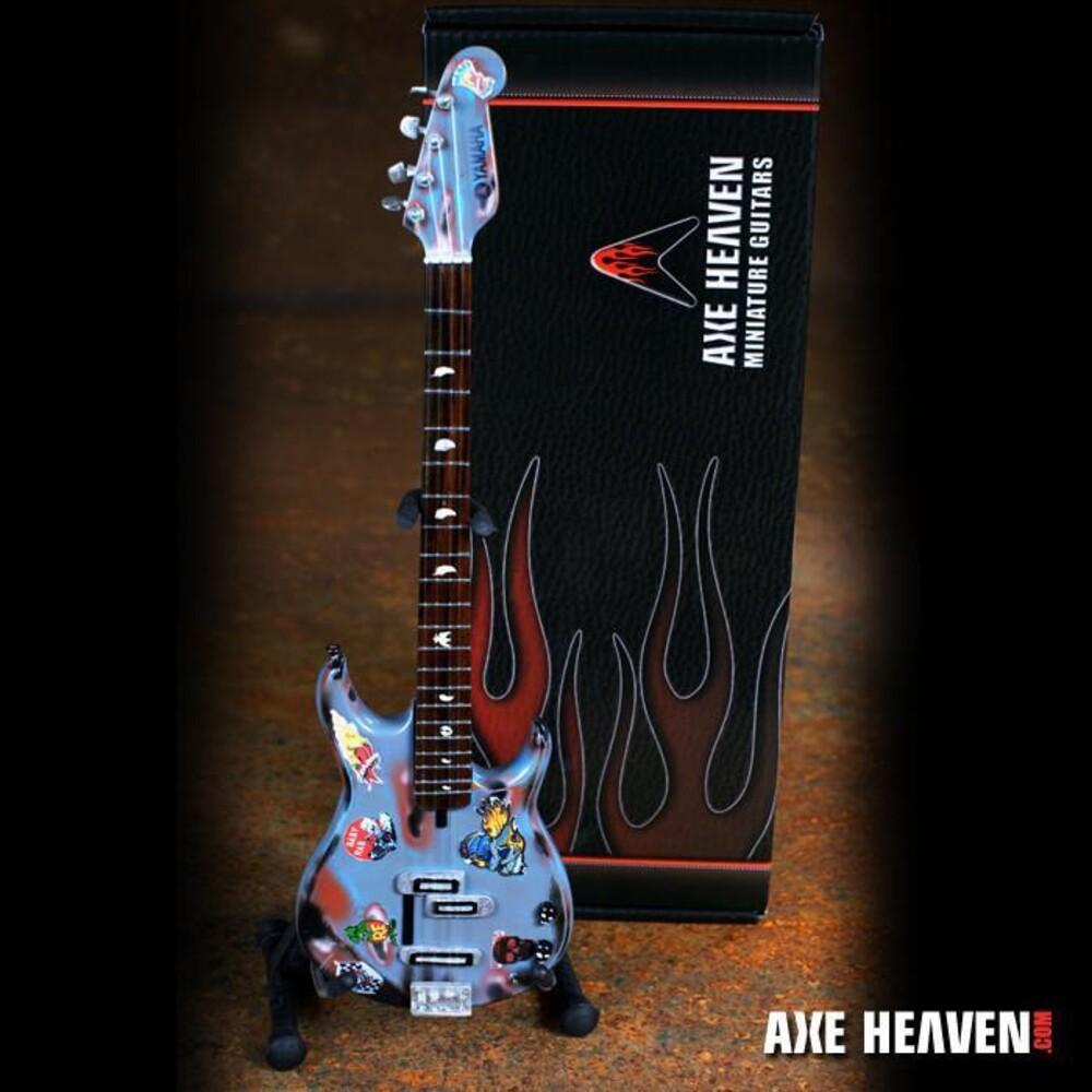 Michael Anthony Van Halen Custom Ratrod Mini Bass - Michael Anthony Van Halen Custom Ratrod Mini Bass