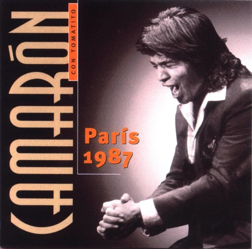 Camaron - Paris 1987