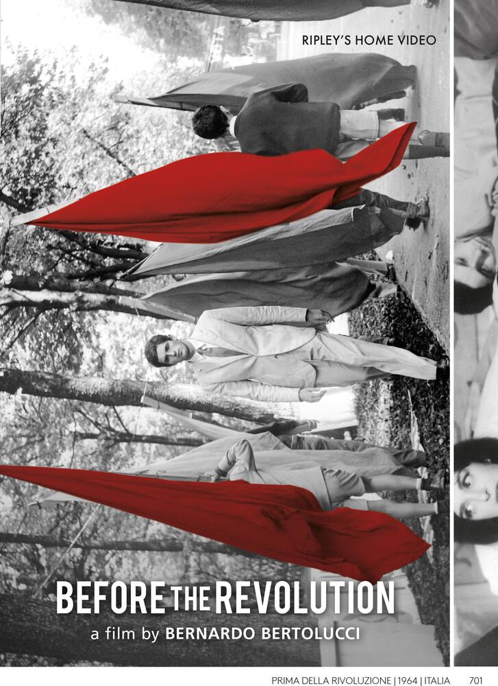 Before The Revolution - Before The Revolution / (Ita Ntr0)