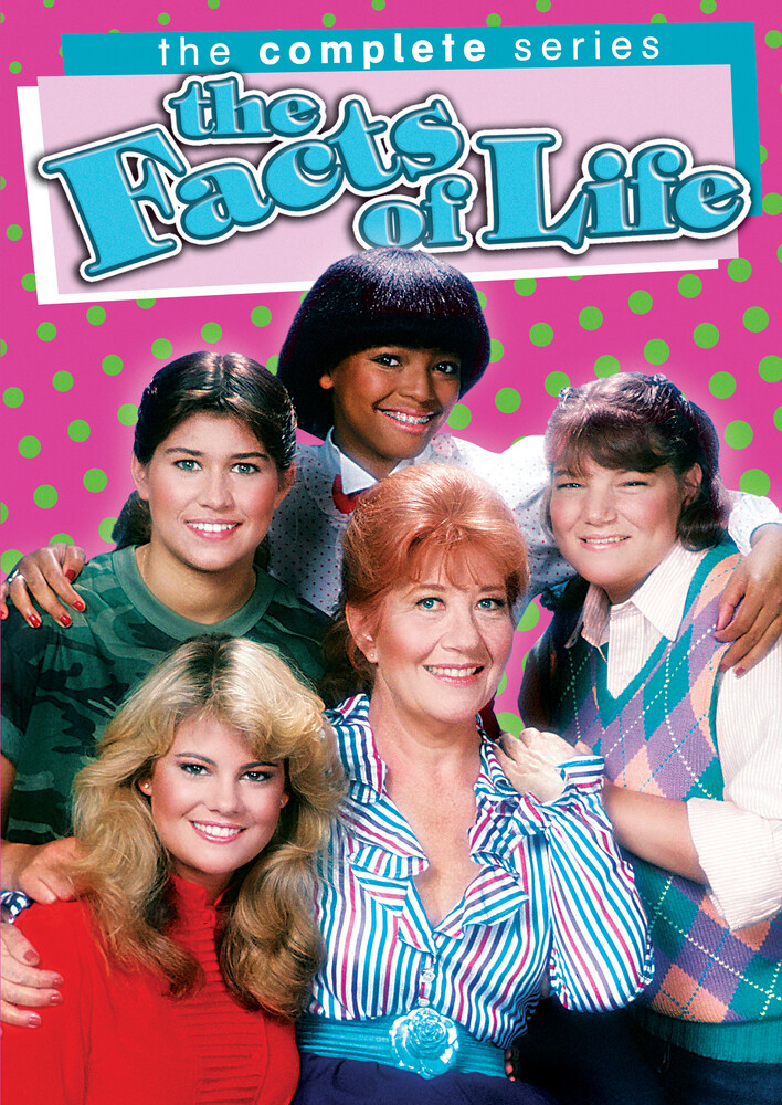 Facts of Life: Complete Series - Facts Of Life: Complete Series (25pc) / (Box)