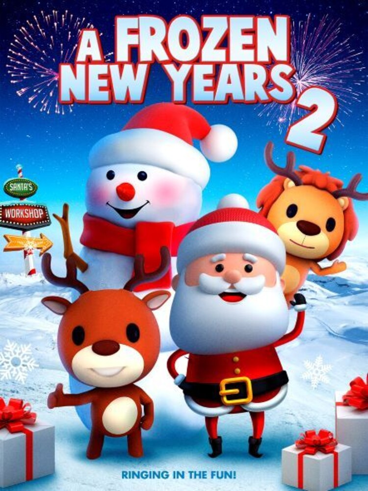 Frozen New Years 2 - Frozen New Years 2