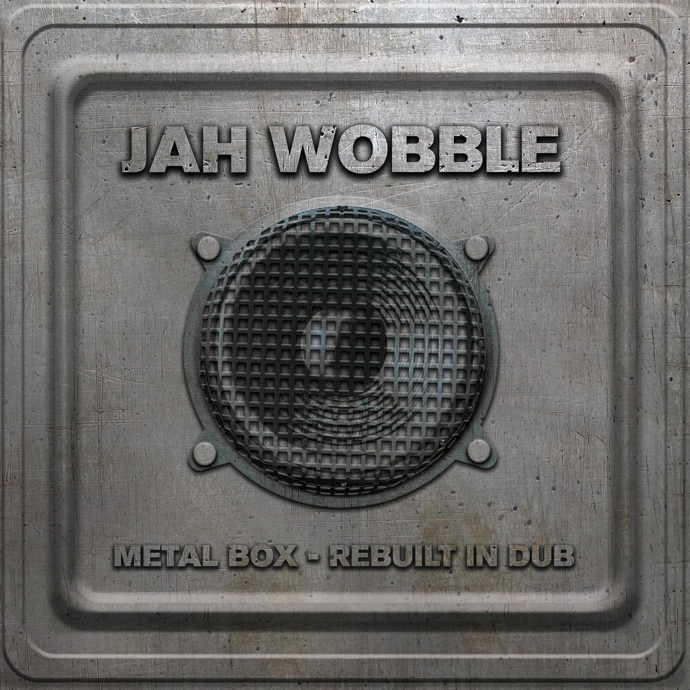 Jah Wobble - Metal Box - Rebuilt In Dub (Silver Vinyl) [Colored Vinyl]