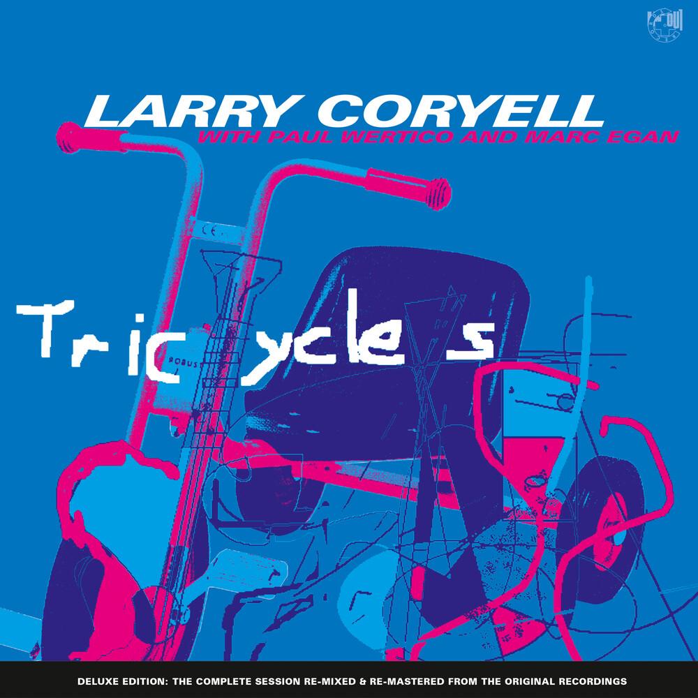 Coryell, Larry / Wertico, Paul / Egan, Mark - Tricycles