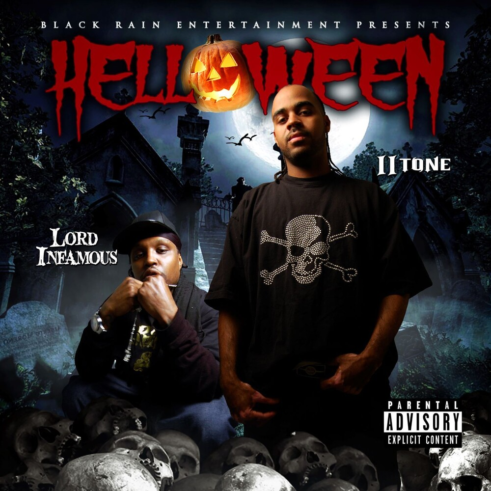 Lord Infamous & Ii Tone - Helloween (Remastered)
