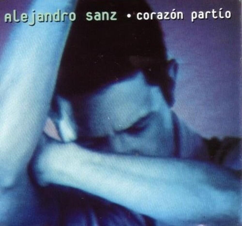 Alejandro Sanz - Mas + Corazon Partio (CD+7-inch Vinyl)