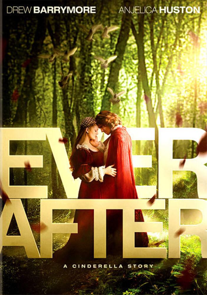 Barrymore/Huston - Ever After