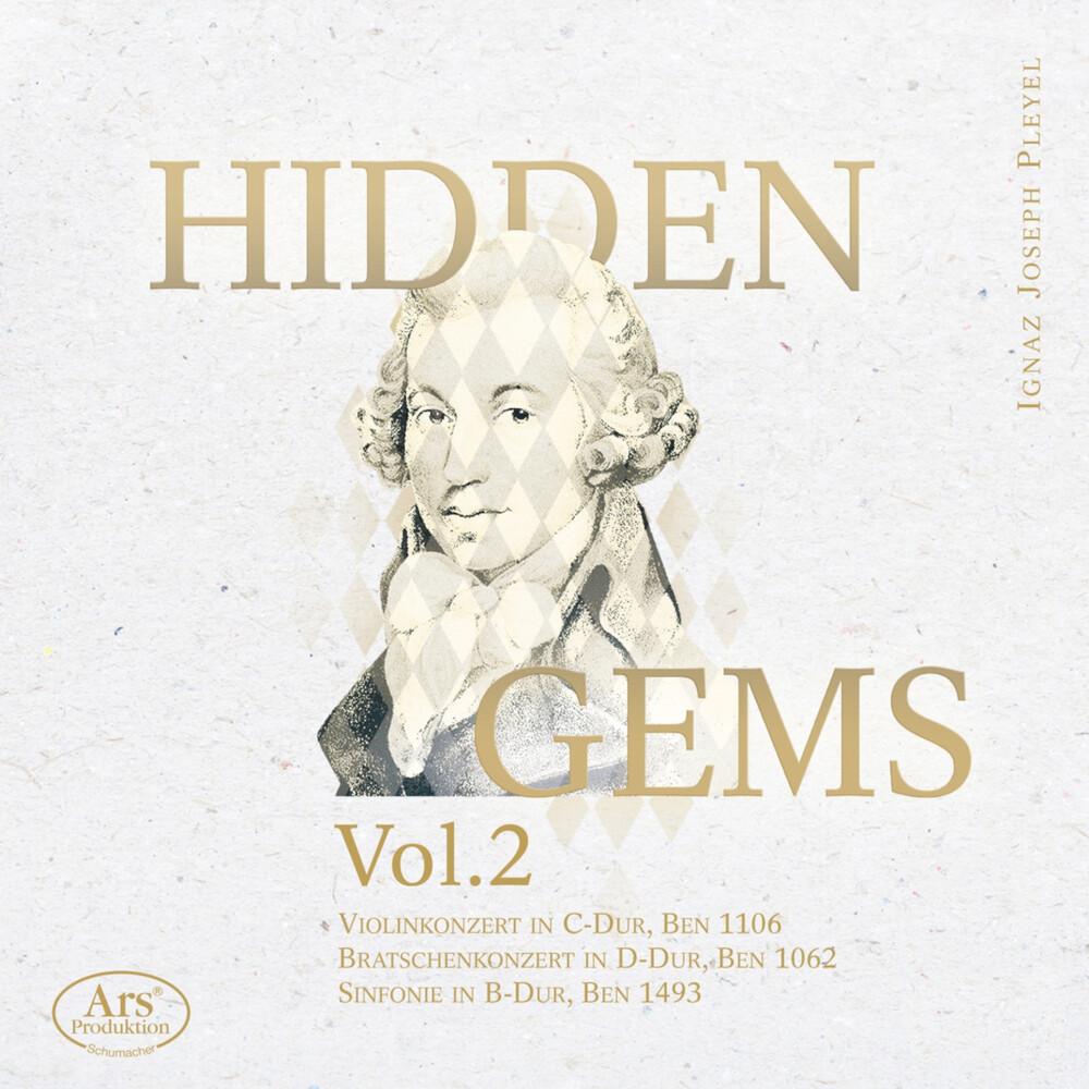 Iganz Pleyel / Loscher,Cornelia / Birnbaum,Christ - Pleyel: Hidden Gems 2 (Hybr)