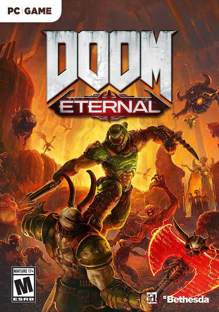 PC Doom Eternal - Doom Eternal for PC