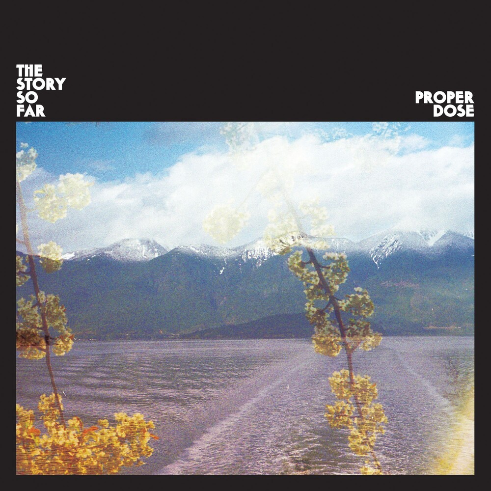 The Story So Far - Proper Dose [Indie Exclusive Limited Edition Purple/White LP]