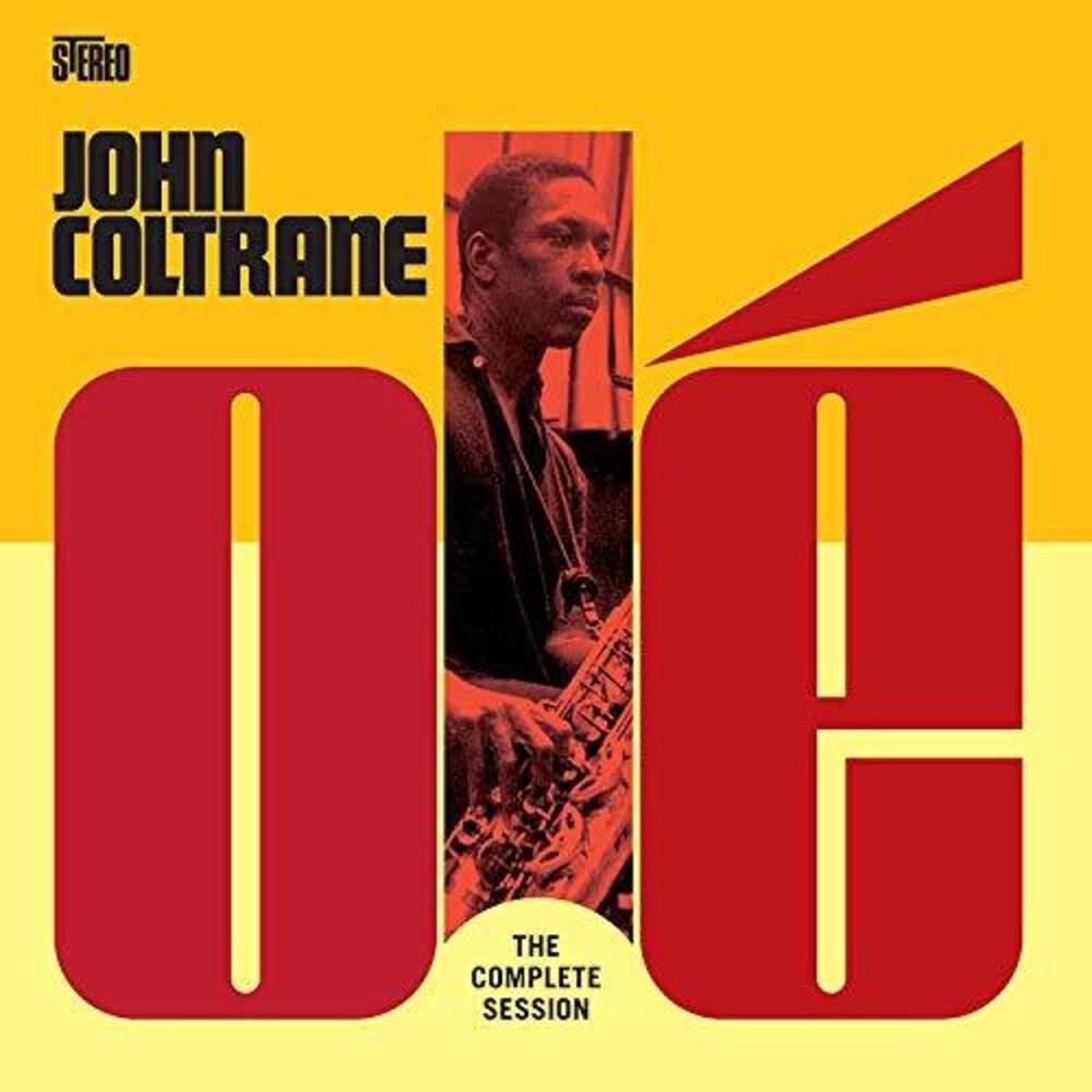 John Coltrane - Ole Coltrane: The Complete Session [Import Limited Edition LP]