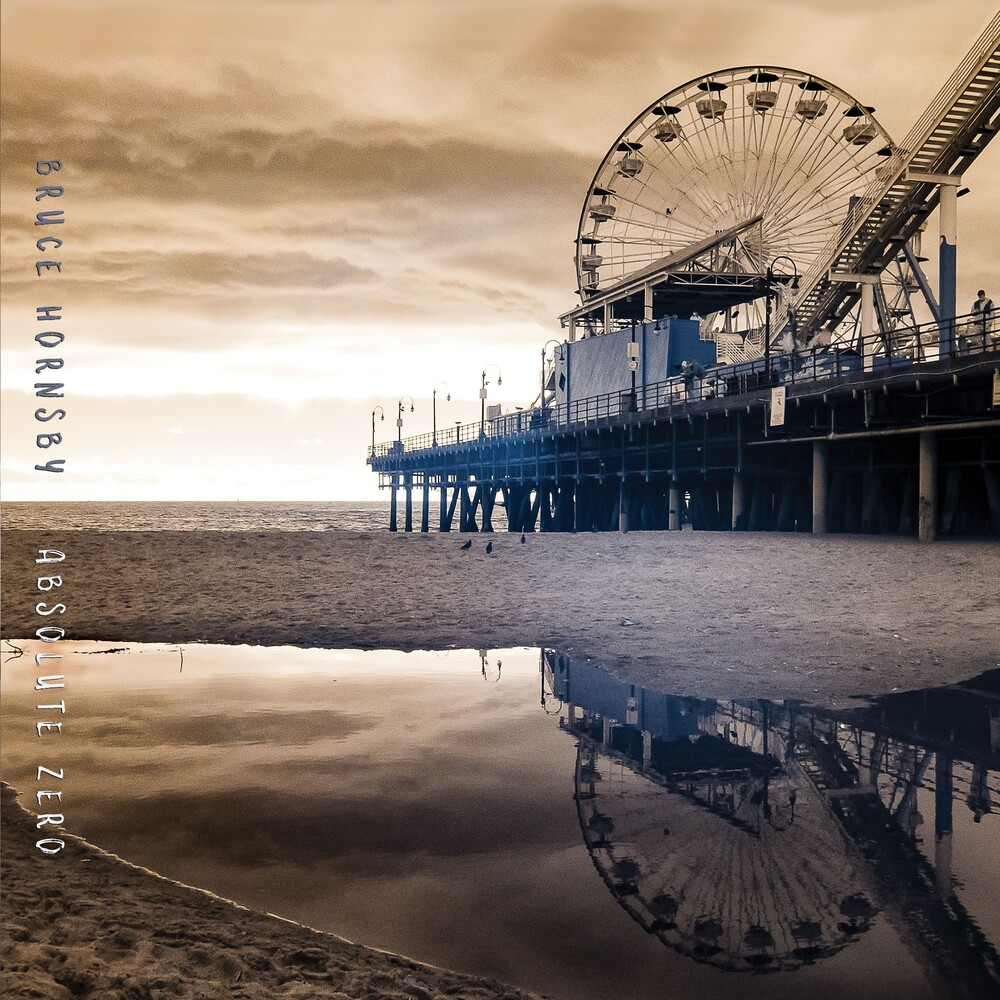 Bruce Hornsby - Absolute Zero [Indie Exclusive Limited Edition Autographed LP]