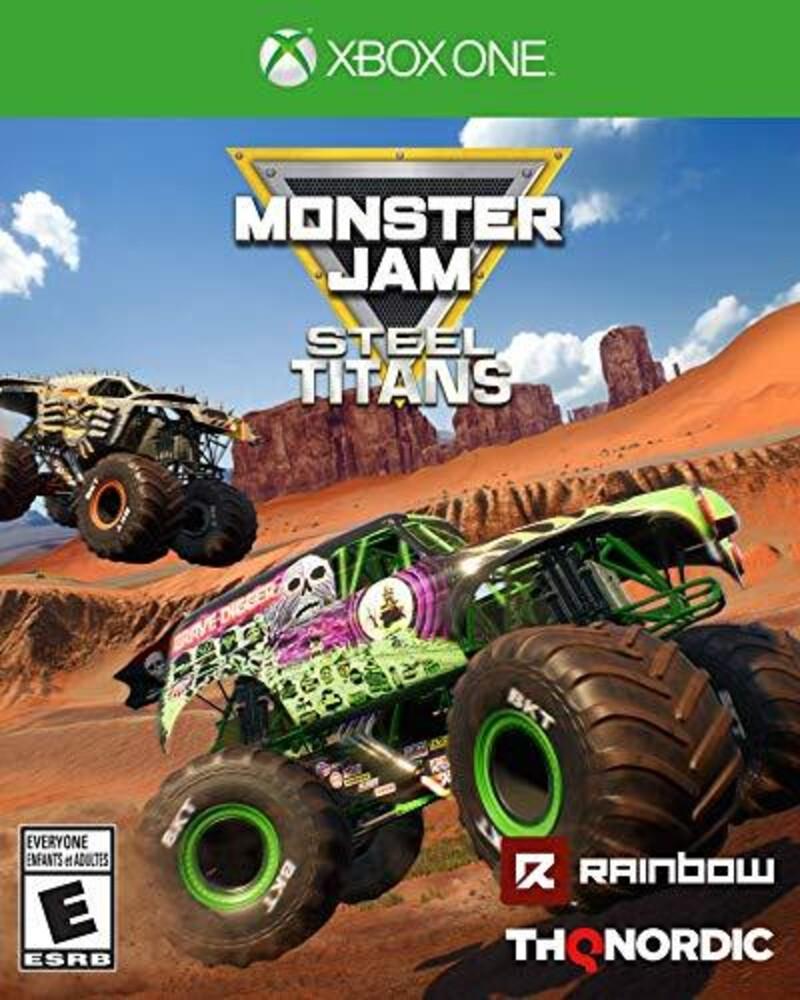 - Monster Jam - Steel Titans