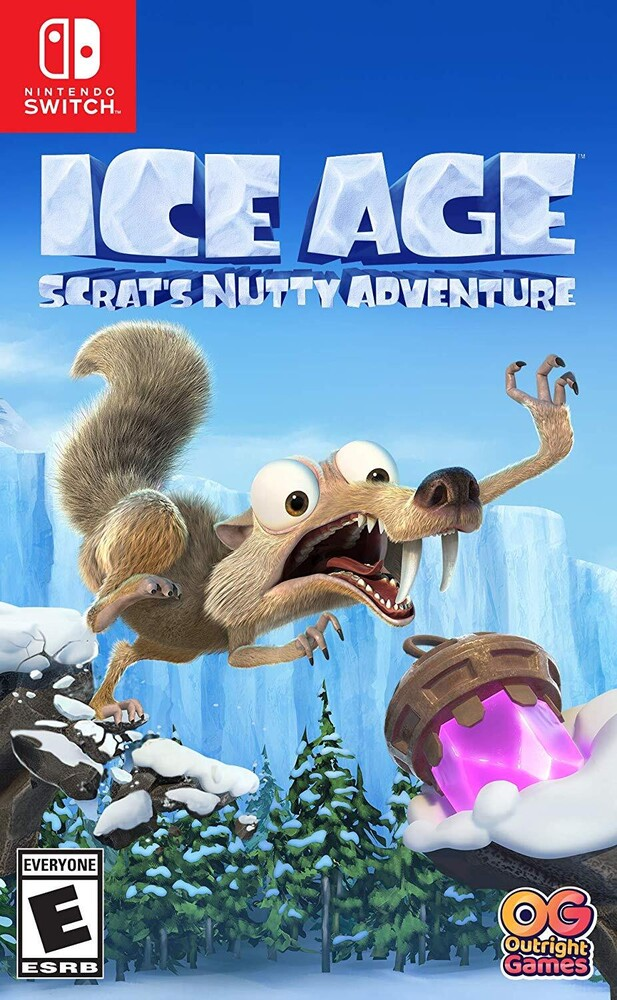 - Ice Age: Scrat's Nutty Adventure for Nintendo Switch