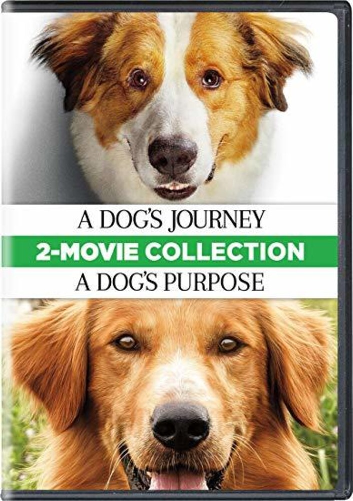 Dog's Journey / Dog's Purpose - Dog's Journey / Dog's Purpose (2pc) / (2pk)