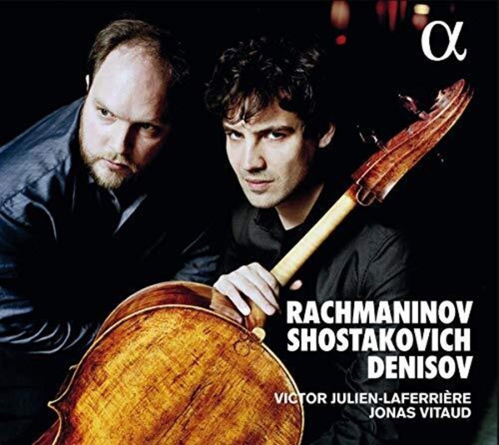 Rachmaninoff / Julien-Laferriere / Vitaud - Rachmaninoff Shostakovich